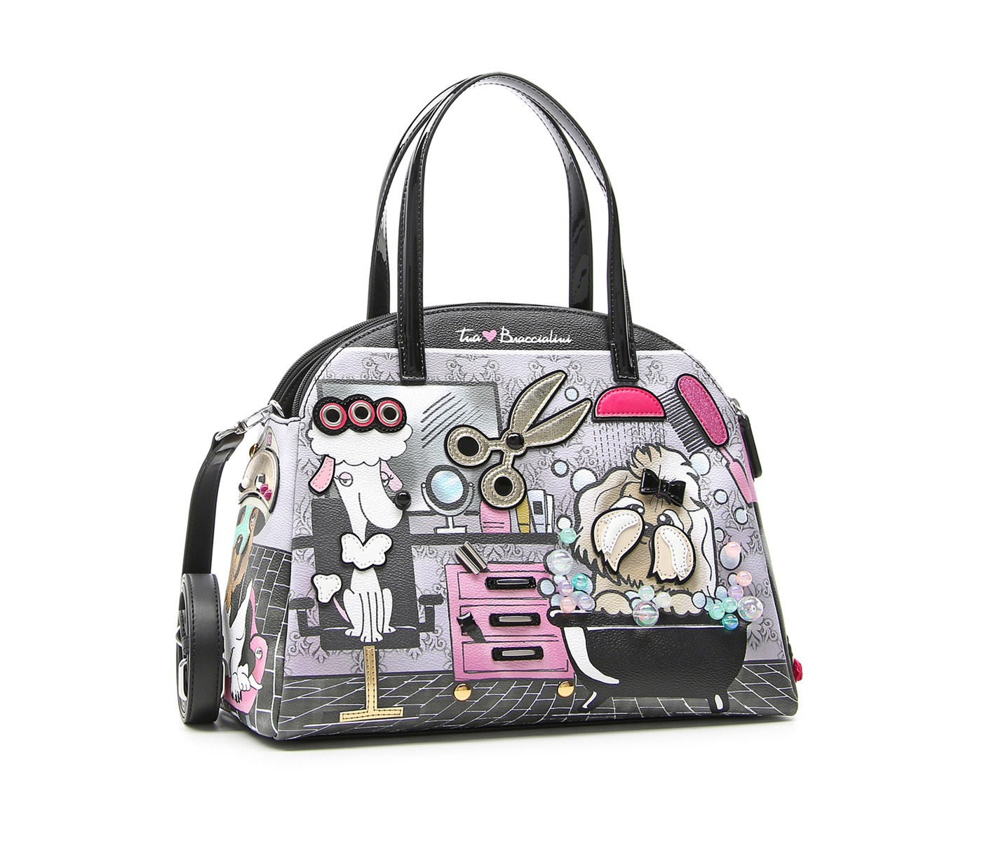 b839ed285d68 Braccialini – Mano Pet World 1.   Design táska - Női olasz táskák ...